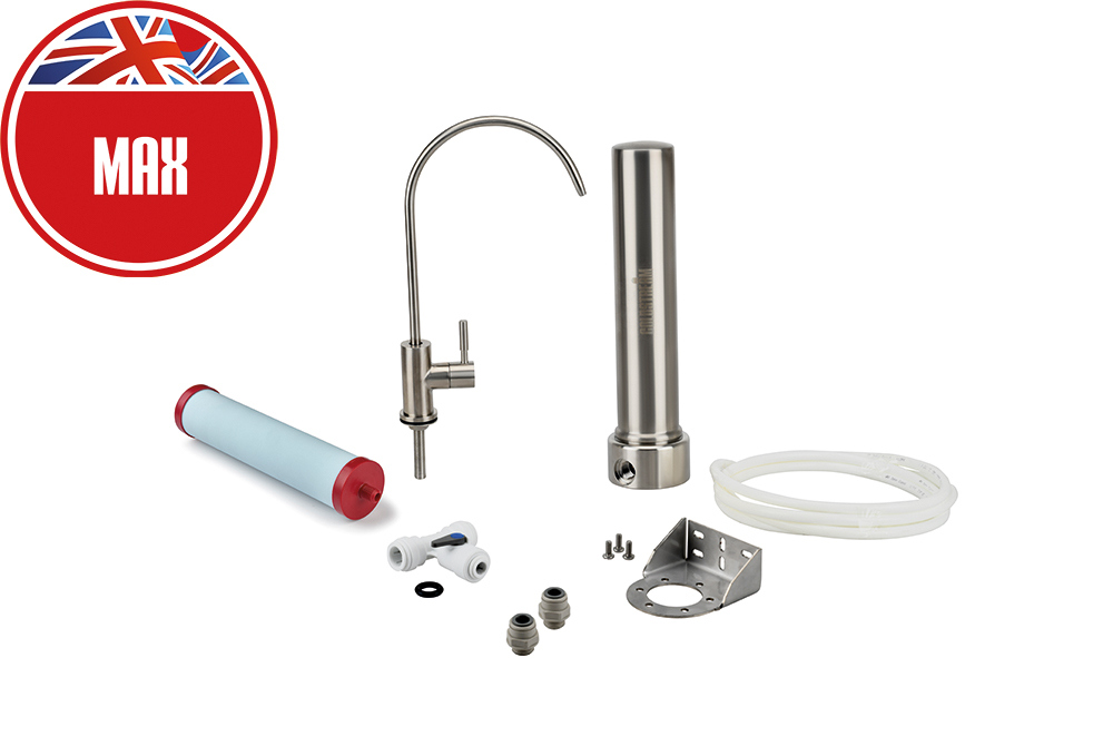 Coldstream stainless steel undersink housing tube max